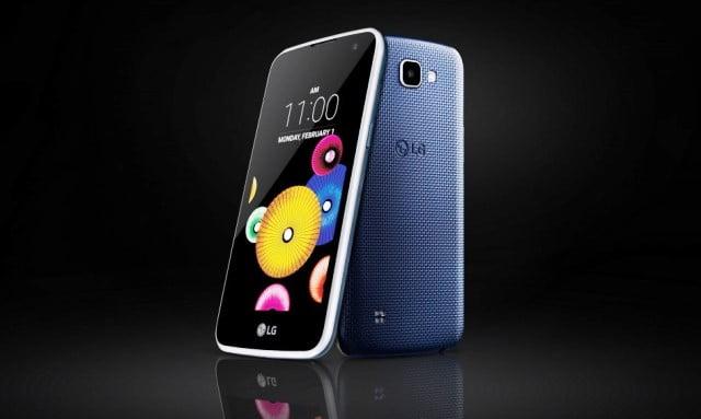 LG K10 si K4