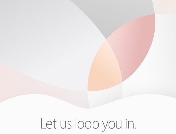 Apple anunta evenimentul din 21 martie