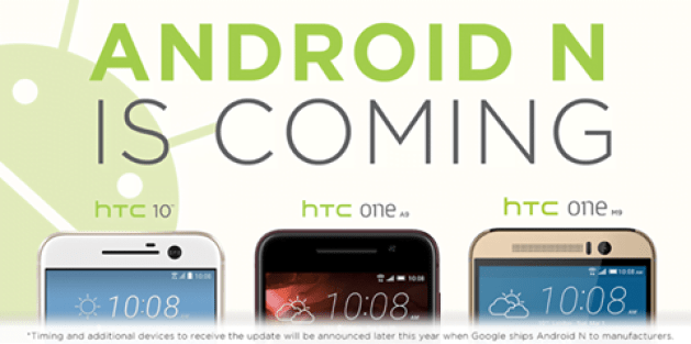 Telefoanele HTC One, vor primi actualizare la Android N