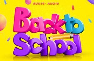 Reduceri consistente prin campania Back to School a celor de la Gearbest