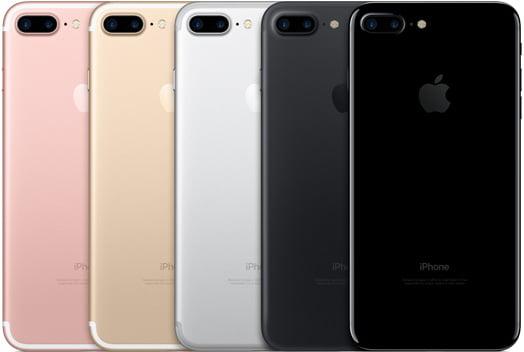Vanzarile de telefoane iPhone 7