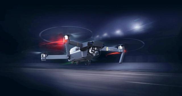 DJI anunta drona Mavic Pro