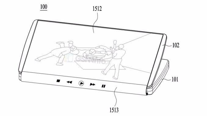 LG pregateste primul telefon pliabil