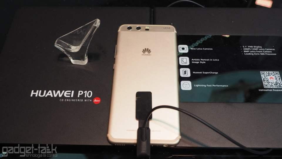 Pretul telefoanelor Huawei P10