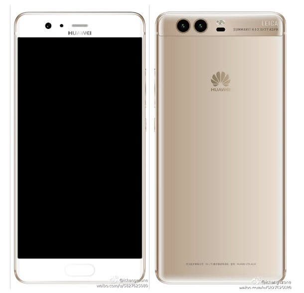Telefoanele Huawei P10 si P10 Plus
