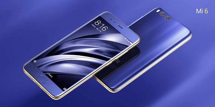 Xiaomi lanseaza Mi 6
