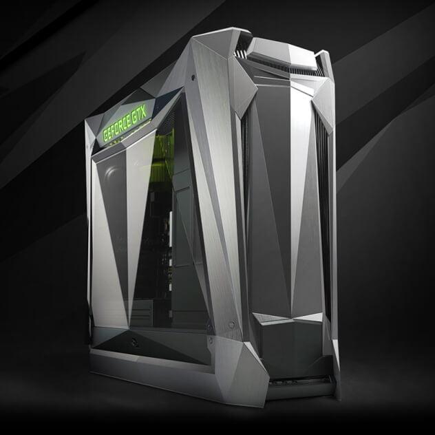 Pretul PC-urilor GeForce GTX Battlebox
