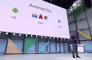Google anunta Android Go