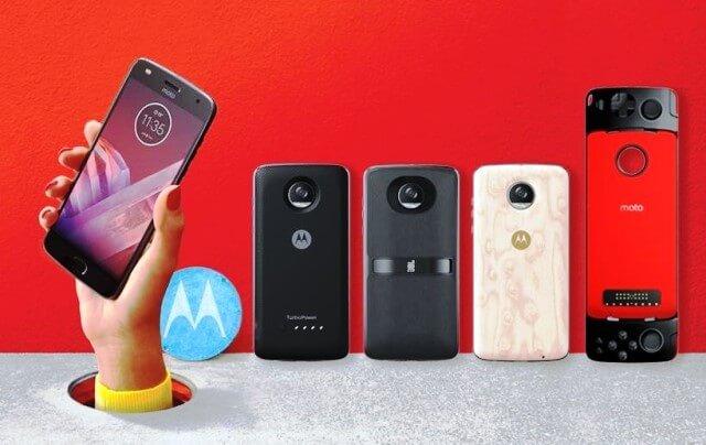 Moto Z2 Play anuntat cu procesor Snapdragon 626