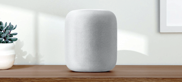 Apple anunta HomePod