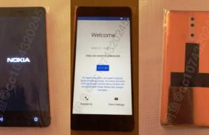 Prototip Nokia 8