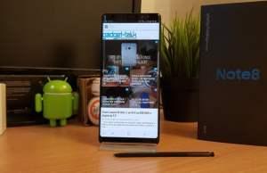 Pretul telefonului Galaxy Note 8