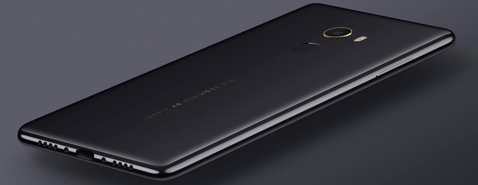 Xiaomi lanseaza Mi Mix 2