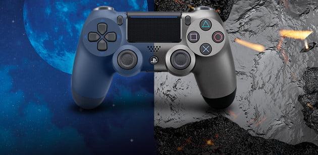 Pretul controllerelor wireless Playstation Dualshock 4
