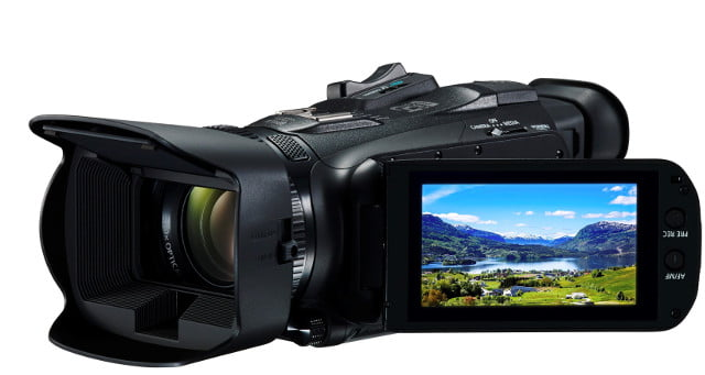 Canon anunta camera video LEGRIA HF G26