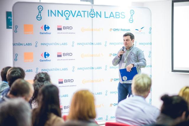 Editia Innovation Labs 2018
