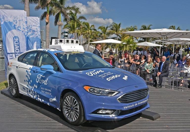 Ford pregateste motoreta electrica