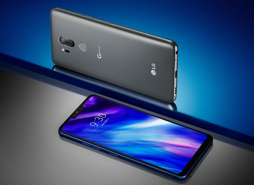 LG anunta G7 ThinQ