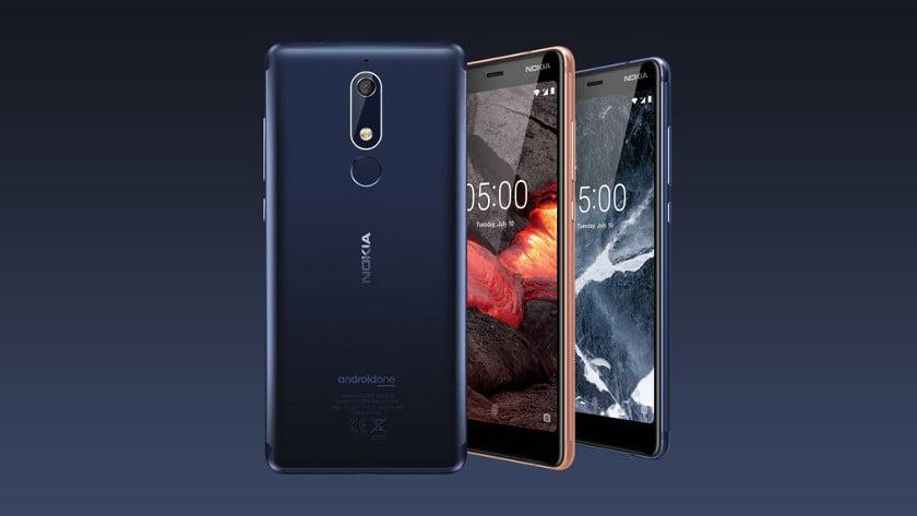 HMD lanseaza telefoanele Nokia 5.1