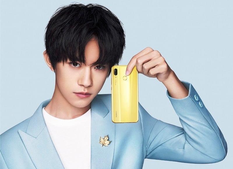 Telefoanele Huawei Nova 3