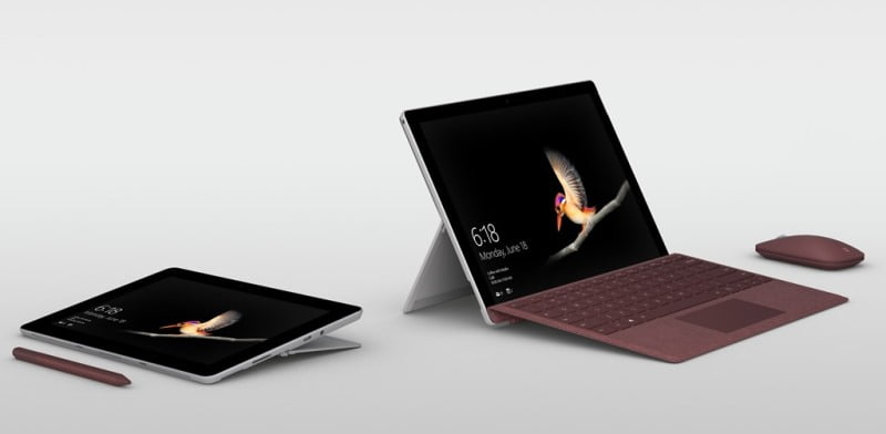 tableta Surface Go