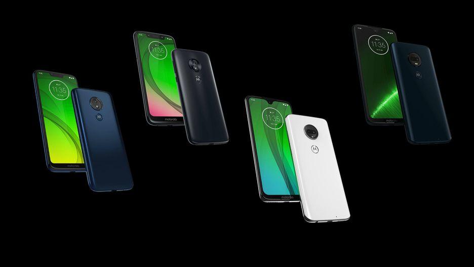 Telefoanele Moto G7