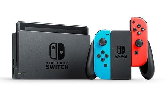 Nintendo Switch primeste upgrade