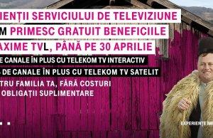telekom grila maxima tv