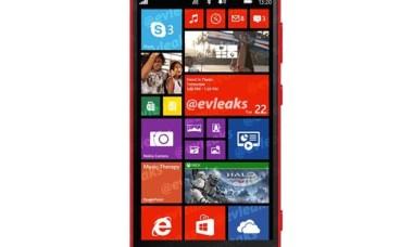Nokia Lumia 1320 leaked