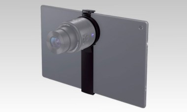 Sony camera for tablets