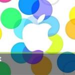 さて、iOS7, iPhone5S, iPhone5Cなどなど発表されるわけだが