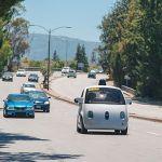 2035年には車からハンドル、ブレーキ、アクセルが無くなる!?