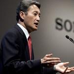 【悲報】米ファンドの言いなり ソニー平井社長に「トップ失格」批判