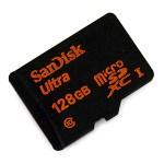 スマホに使うmicroSDに128GBのやつあるけど何に使うの…