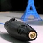 """空中に""""手描き""""できる3Dペン「3Doodler」日本発売 ナカバヤシが独占販売"""