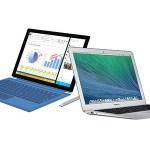 SurfaceとMacbook Airの違いってなんなの?