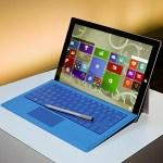 マイクロソフト Surface Pro 3 発表。12インチ2160×1440画面、Core i7で800g