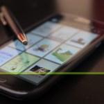 スマホはタッチペンと携帯キーボードを付属させるべき