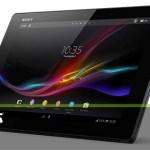 【速報】Xperia Tablet Zのドコモ版がアップデートでフルセグ機能解放 Wi-Fi版買った奴www
