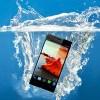 俺「防水機能がついてる携帯やタブレットは水の中に突っ込んでも大丈夫なんですか?」販売員「いいえ」