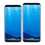 【Xperia終了】Galaxy S8、スマホ史上最高のディスプレイの模様