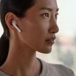 Appleの無線イヤホン「AirPods」利用者満足度は98%