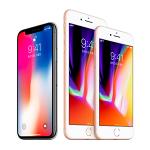 アップルが「iPhone X」と「iPhone8」を発表「iPhone X」は11月に発売 顔認識と無線充電機能搭載