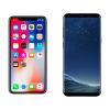 iPhone XとGALAXY S8ならどっち買う?