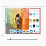 Apple、9.7インチ新iPadを発表、Apple Pencil対応 37,800円から