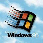 Window95搭載の古いPCのHDDをSSDに換装したら爆速すぎたwwwwwwwwwwwww