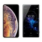 iPhone XSかXperia ZX2 Premium買うならどっち?
