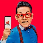宮川大輔「PayPayはお得なスマホ決済アプリ!」