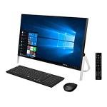 一般人には一体型パソコンが人気で、初期装備からテレビが見られるが売りの様だな