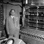 コンピュータができた時のノイマン「世界で2番目に計算の早いやつができた」